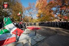 Inaugurazione monumento Caduti Nassyria